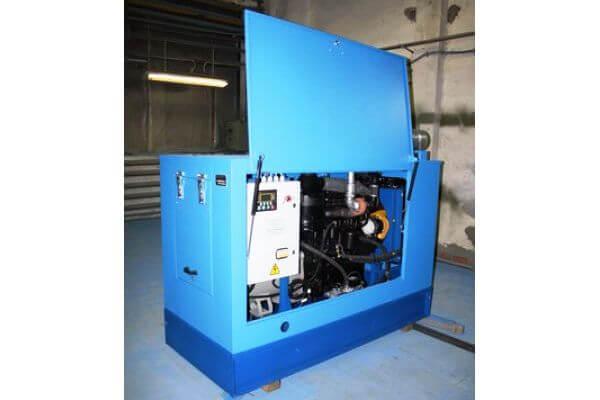 генератор 30 кВт